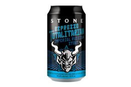 Stone Brewing Stone Espresso Totalitarian Imperial Russian Stout can