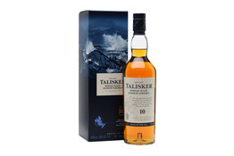 Talisker Talisker 10 Year Old Island Single Malt Whisky 1L