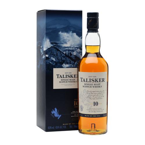 Talisker Talisker 10 Year Old Island Single Malt Whisky 1L