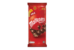 Maltesers Block Milk Chocolate 146g