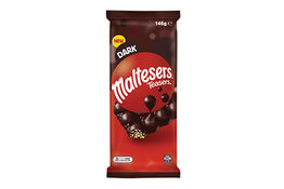Maltesers Block Dark Chocolate 146g