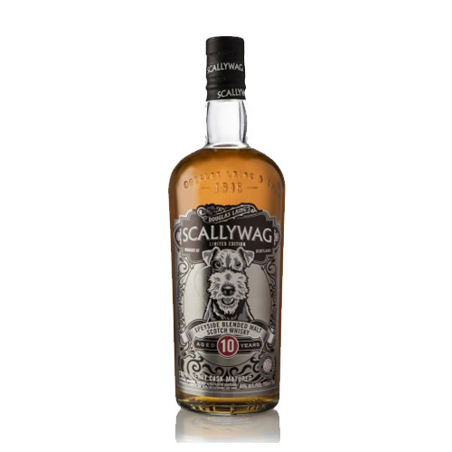Scallywag Scallywag 10 Years Old Small Batch Speyside Vatting