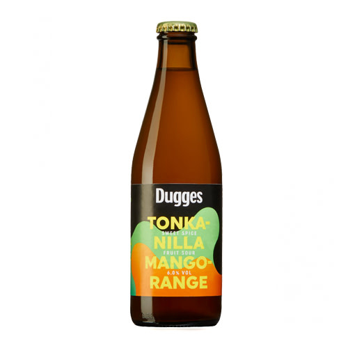 Dugges Dugges Tonkanilla Mangorange Sour Ale