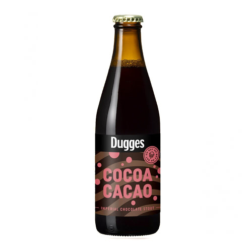 Dugges Dugges collab Stillwater Cocoa Cacao Imperial Chocolate Stout