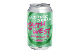 Electric Nurse Electric Nurse South Meets West NEIPA Can