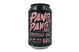 PangPang Brewery PangPang Flamingo-Go IPA Can