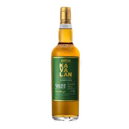Kavalan Kavalan Solist Bourbon Cask Strength Single Malt Whisky