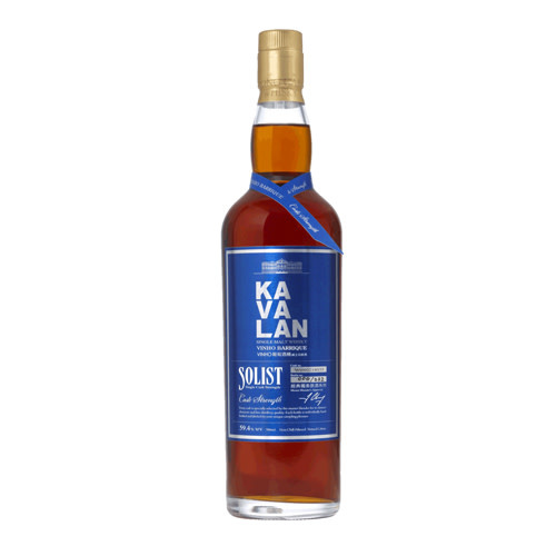 Kavalan Kavalan Solist Vinho Barrique Cask Strength Single Malt Whisky