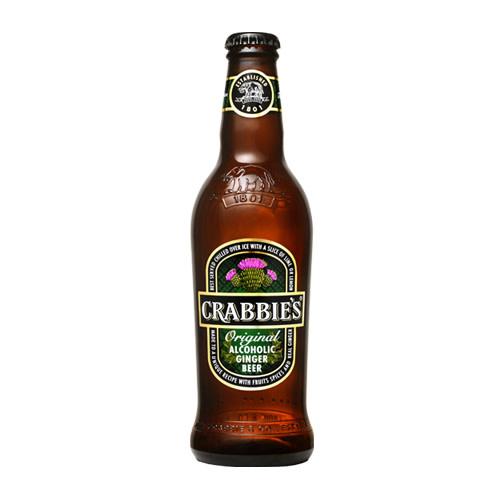 Crabbie's Crabbie's Original Ginger Beer 330ml
