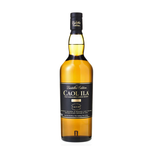 Caol Ila Caol Ila Distillers Editions Single Malt Scotch Whisky, Islay