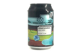 Carbon Brews Carbon Brew Mixed Emotions Sour NEIPA