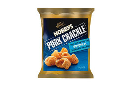 Nobbys Nobbys Pork Crackle Original 25g