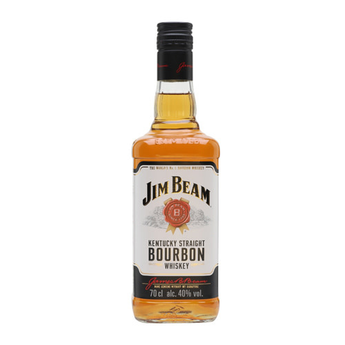 Jim Beam Jim Beam White Label Kentucky Straight Bourbon Whiskey