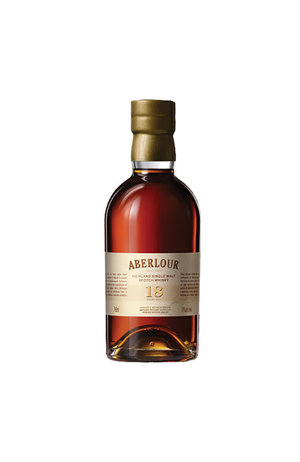 Aberlour Aberlour 18 Years Old Highland Single Malt Scotch Whisky, Speyside 500ml