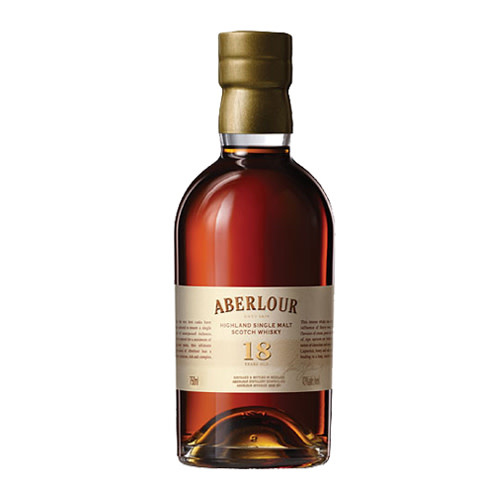 Aberlour Aberlour 18 Years Old Highland Single Malt Scotch Whisky, Speyside 500ml
