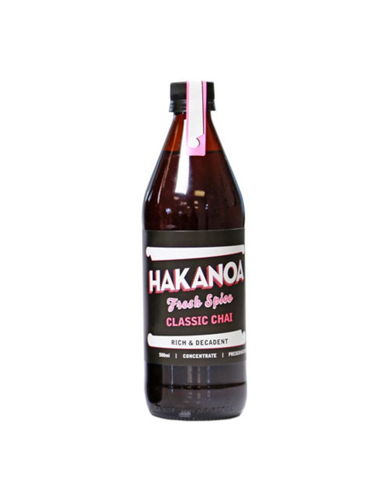 Hakanoa Hakanoa Classic Chai Syrup