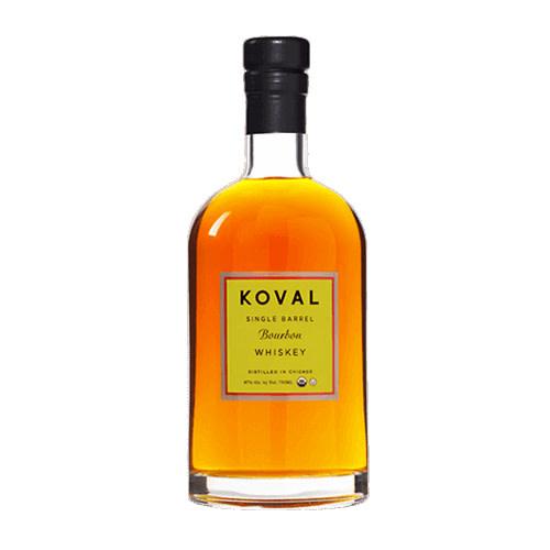 Koval Koval Single Barrel Bourbon Organic Whiskey, US