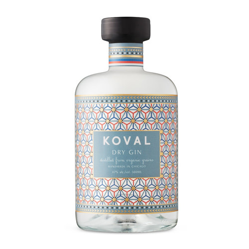 Koval Koval Organic Dry Gin