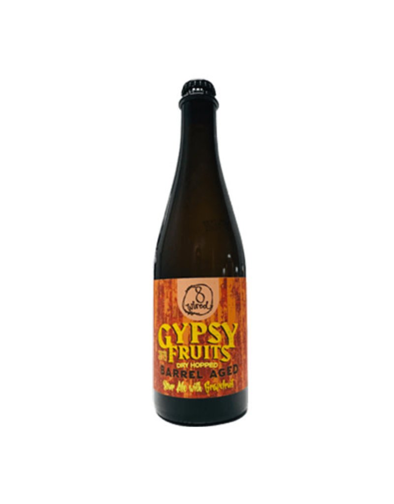 8Wired Brewing 8Wired Gypsy Fruit Sour Ale