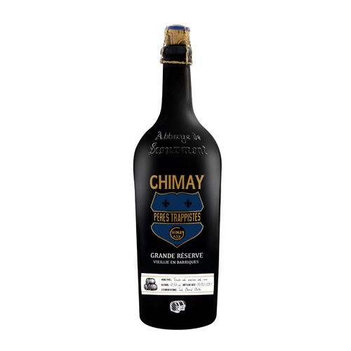 Chimay Chimay Grande Réserve American Oak Aged Edition Belgian Strong Ale 750ml