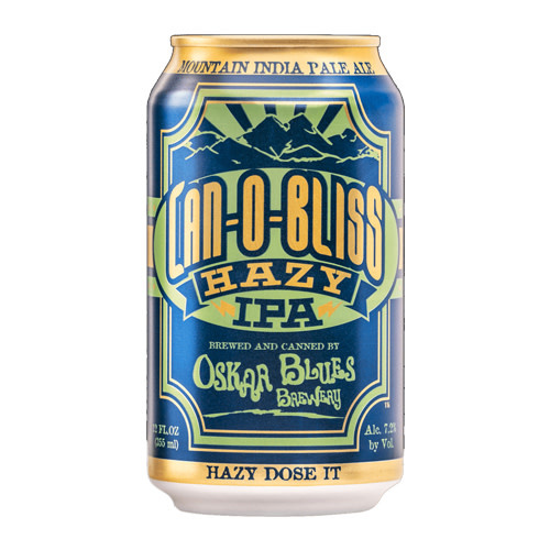 Oskar Blues Oskar Blues Can-O-Bliss Hazy IPA