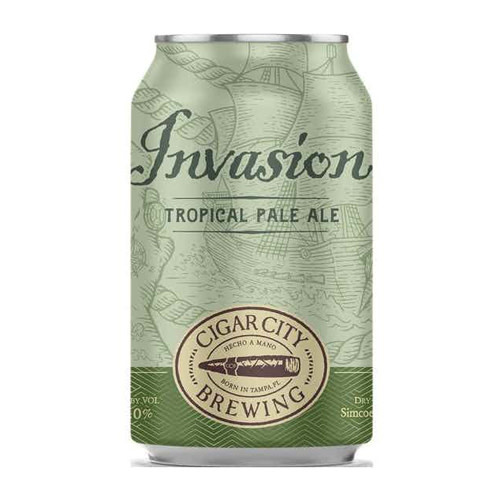 Cigar City Cigar City Invasion Tropical Pale Ale