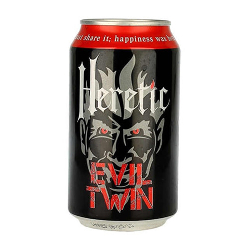 Heretic Heretic Evil Twin Amber Ale