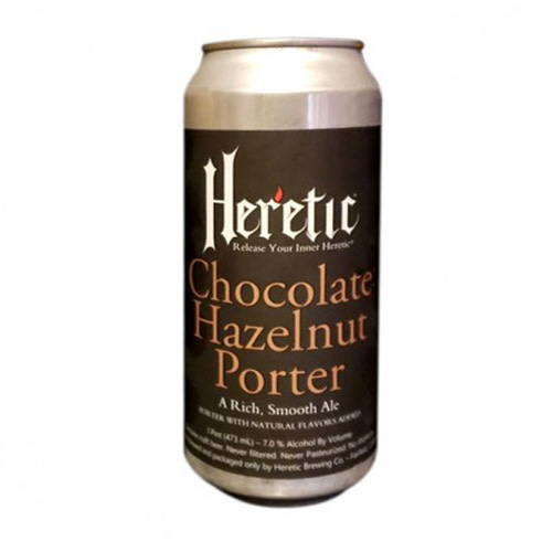 Heretic Heretic Chocolate Hazelnut Porter