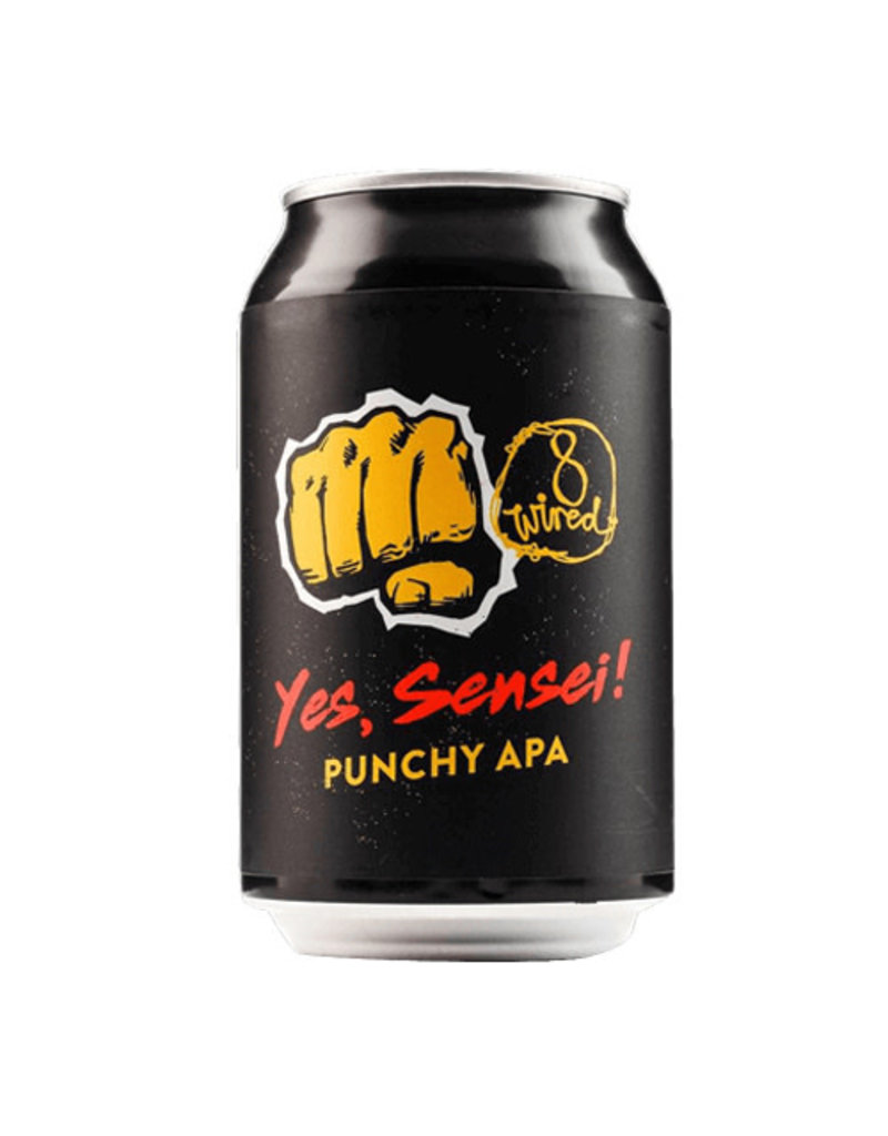 8Wired Brewing 8Wired Yes Sensei! American Pale Ale