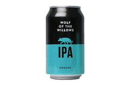 Wolf of the Willows Wolf of the Willows 'Homage' IPA