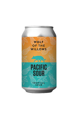 Wolf of the Willows Wolf of the Willows 'Pacific Sour' Tropical Sour Ale