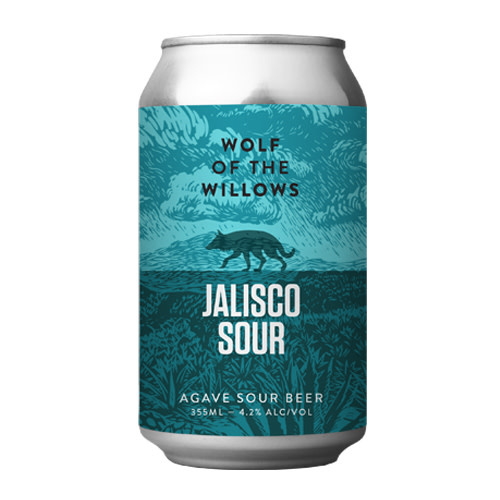 Wolf of the Willows Wolf of the Willows 'Jalisco Sour' Agave Sour Ale