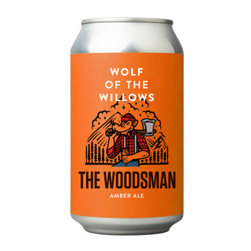 Wolf of the Willows Wolf of the Willows The Woodsman Amber Ale