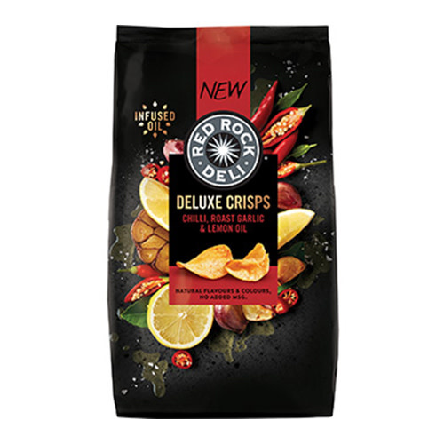 Red Rock Deli Red Rock Deli Deluxe Chilli Garlic Lemon 135g