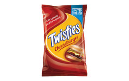 Twisties Twisties Cheeseburger 90g