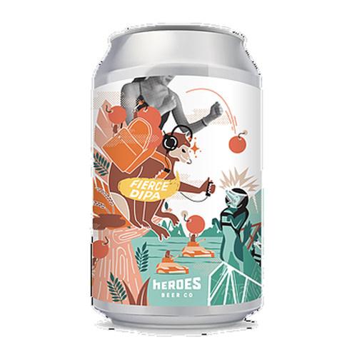 Heroes Beer Heroes Beer AT-692 Fierce DIPA