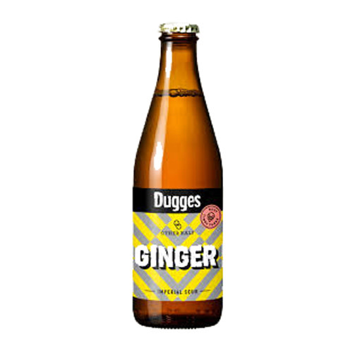 Dugges Dugges Collab w/ Other Half Ginger Imperial Sour Ale