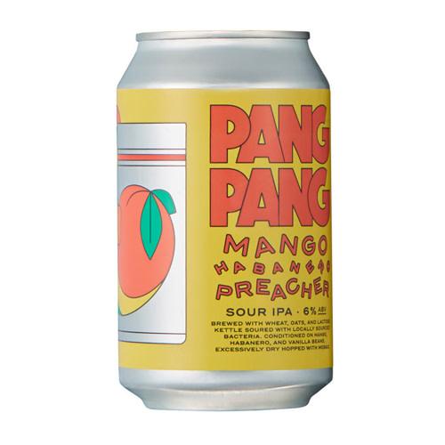 PangPang Brewery PangPang Mango Habanero Preacher Sour IPA