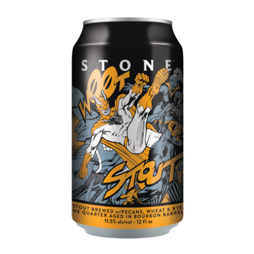 Stone Brewing Stone w00tstout 7.0 2019 Can