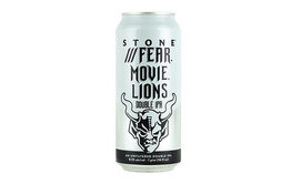 Stone Brewing Stone /// Fear.Movie.Lions Double IPA