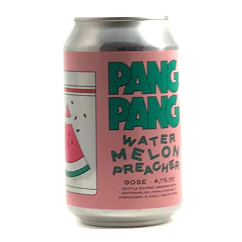 PangPang Brewery PangPang Watermelon Preacher Gose