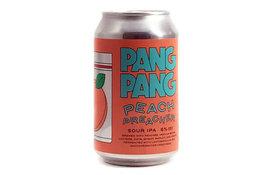 PangPang Brewery PangPang Peach Preacher Sour IPA