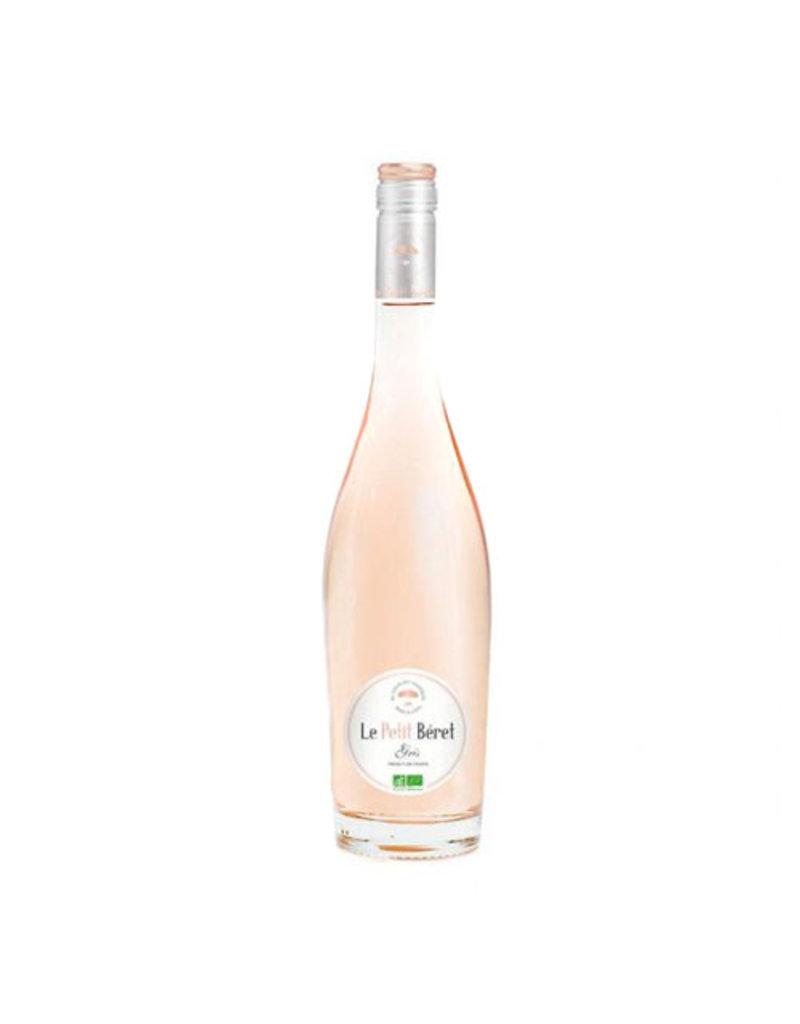 Le PETIT Béret Le PETIT Béret Rosé Gris Alcohol Free, France
