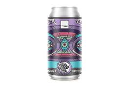Amundsen Brewery Amundsen Brewery x Finback Brewery Into the Wormhole NEIPA