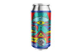 Amundsen Brewery Amundsen Brewery x North Brewing Pinball Space Machine New England IPA