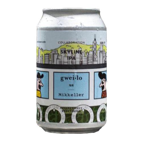 Gweilo Gweilo Beer x Mikkeller Skyline IPA