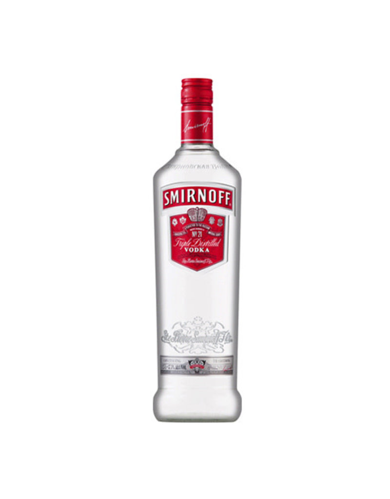 Smirnoff Smirnoff Red Vodka 1L