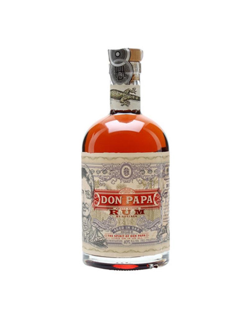Don Papa Don Papa Small Batch 7 Years Aged Rum