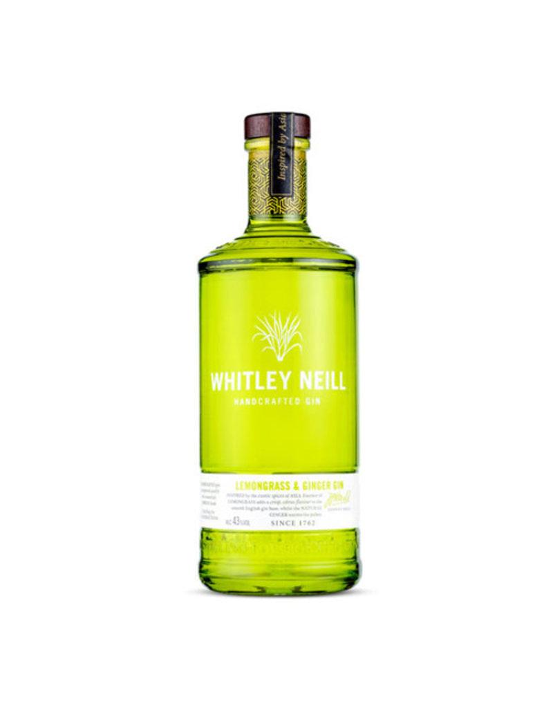 Whitley Neil Whitley Neill Lemongrass & Ginger Gin