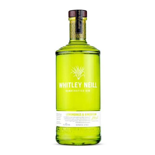 Whitley Neil Whitley Neil Lemongrass & Ginger Gin